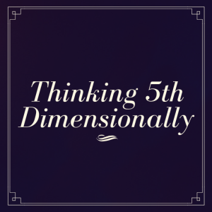 thinking 5D - cover